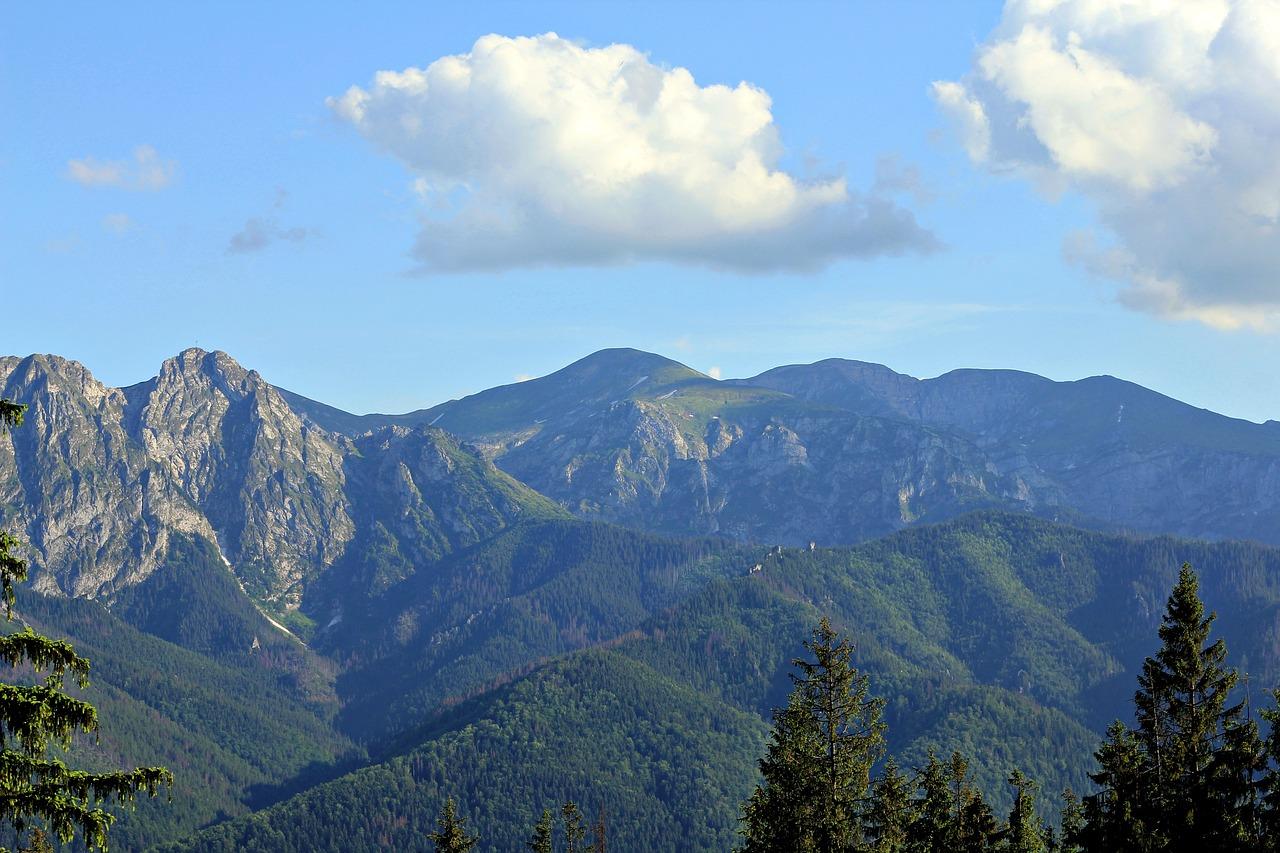 Wypoczynek w naszych Polskich górach