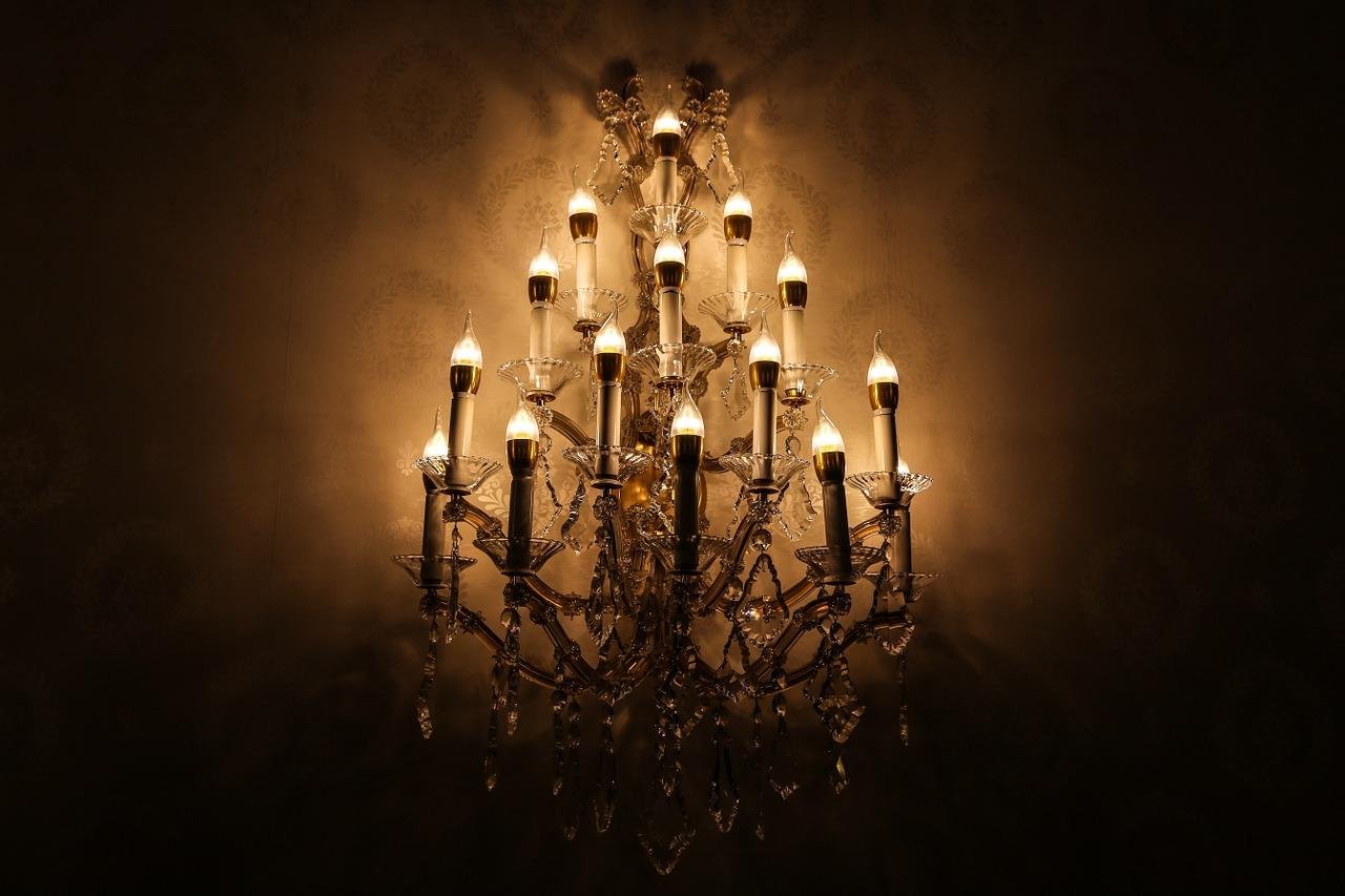 Oświetlenie LED można ściemniać według upodobań