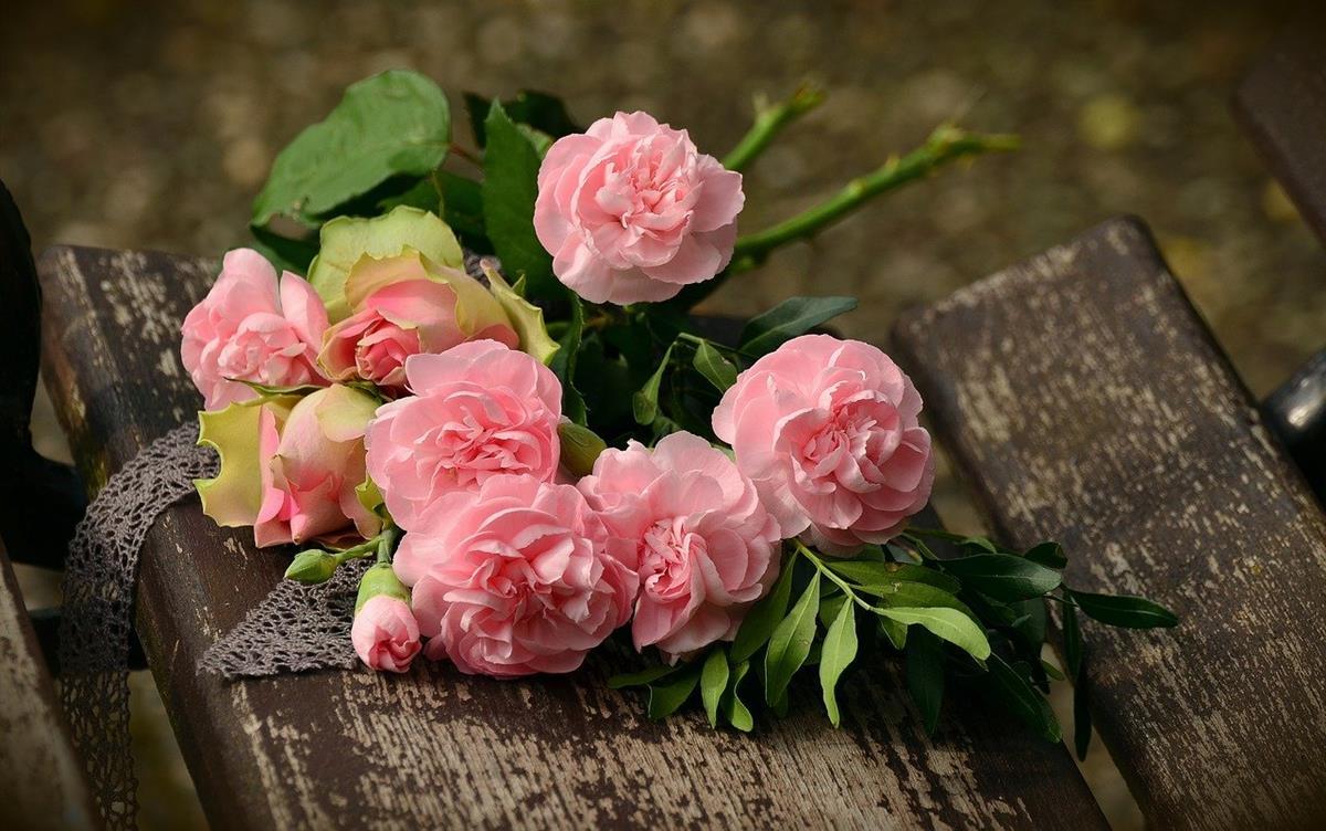 Niech inni zadbają o doręczenie kwiatów