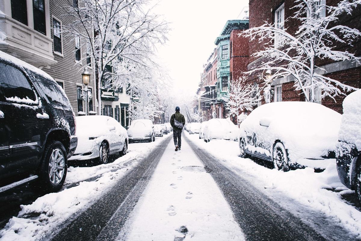 Kurtka zimowa musi być wytrzymała i ciepła