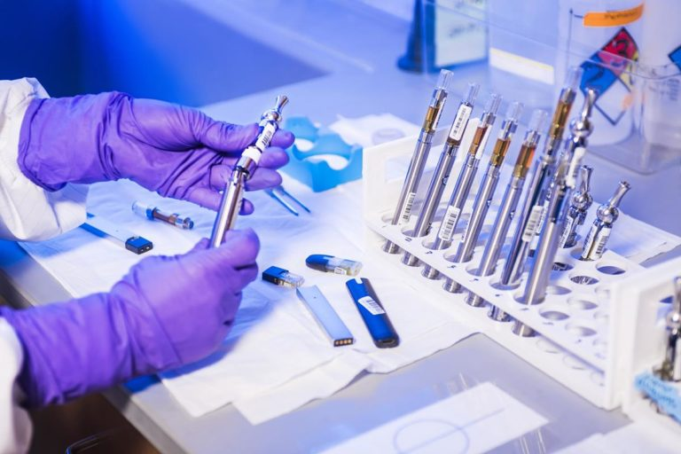 Aparatura laboratoryjna ma zawsze spełnić określoną rolę