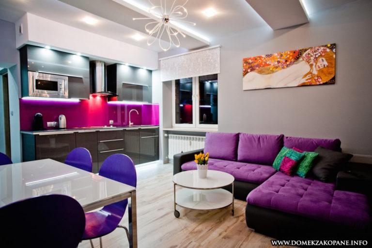 Najlepsze noclegi w góralskich apartamentach