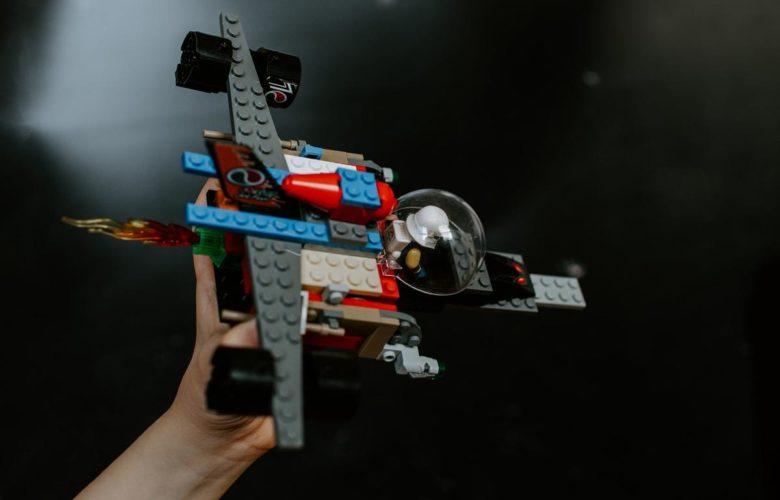 Klocki Lego to nie tylko zabawki dla dzieci