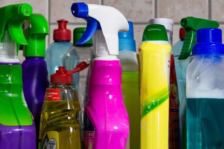 Najlepsze profesjonalne środki czystości do każdego domu