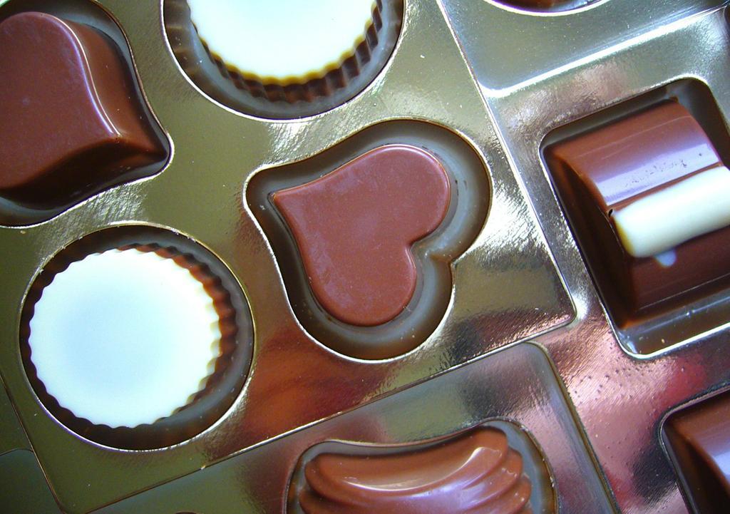 W jaki sposób można skorzystać z zakupów czekoladowych wyrobów?