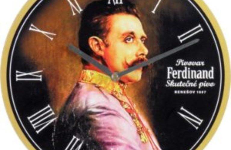Ile zegarów reklamowych ściennych wisi w waszej firmie?