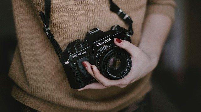 Naprawa aparatów fotograficznych cyfrowych i analogowych