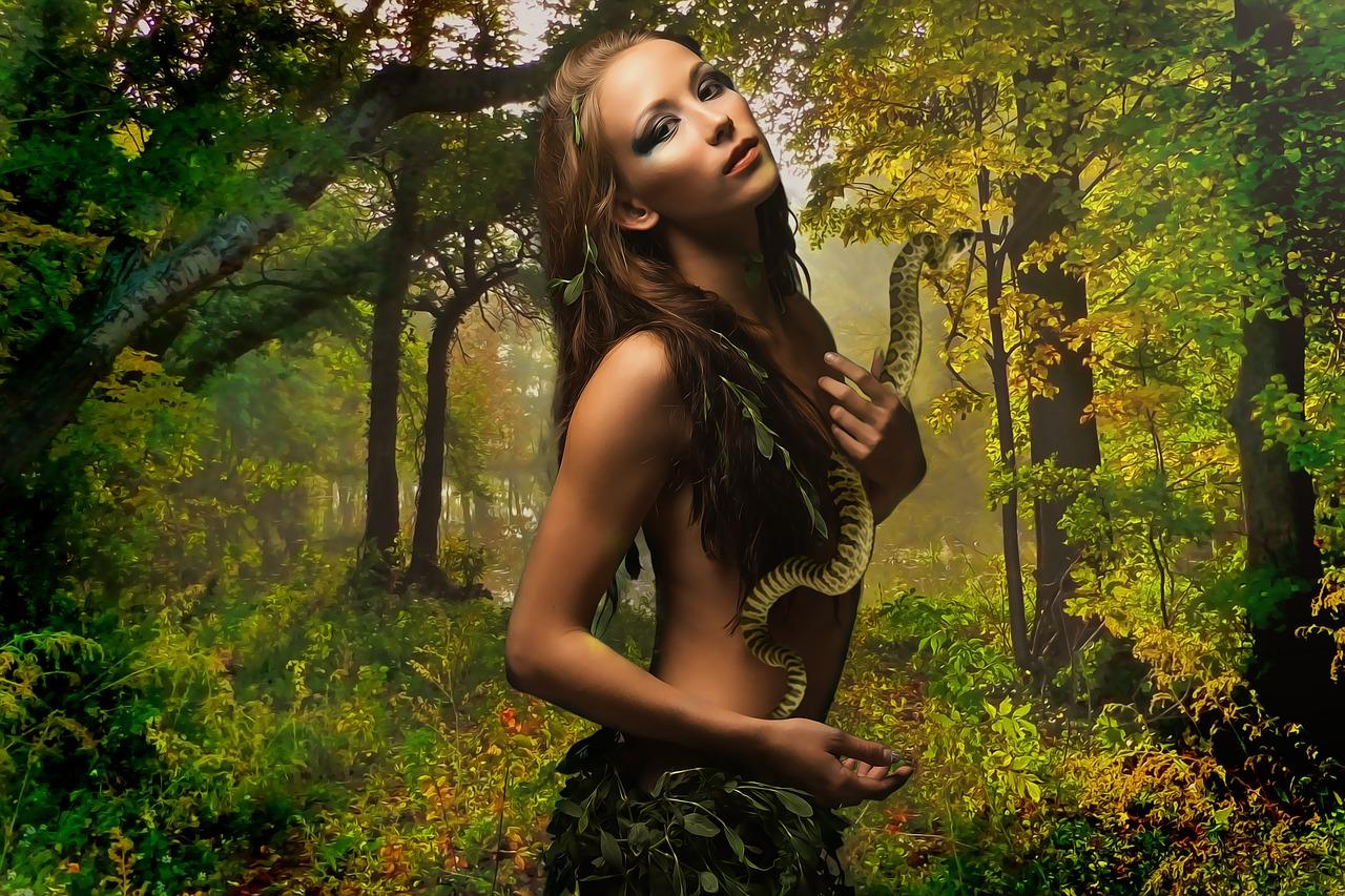 Odważne wojowniczki z mitologi greckiej